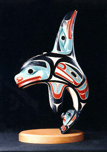 Orca Carving #209 (28832 bytes)
