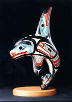Orca carving #209 (6133 bytes)